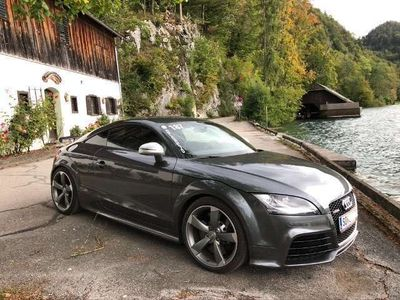 gebraucht Audi TT RS Coupé 2,5 TFSI quattro S-tronic,