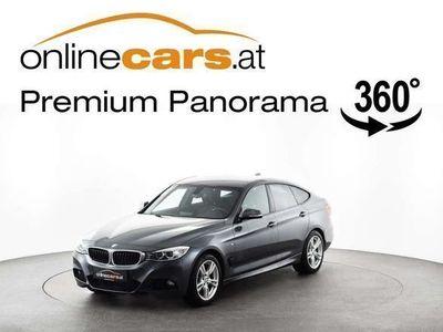 gebraucht BMW 330 Gran Turismo d xDrive Aut. NAVI XENON LEDER SHZ TE
