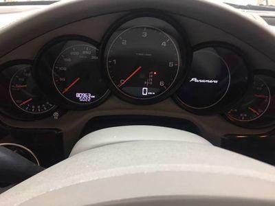 gebraucht Porsche Panamera 3,0 Diesel Aut.