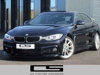 gebraucht BMW 435 Gran Coupé 4er-Reihe i Österreich-Paket *M-Paket ab Werk*Navigation*wenig Kilometer Sportwagen / Coupé