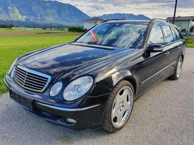 gebraucht Mercedes E350 Avantgarde 19Zoll OZ