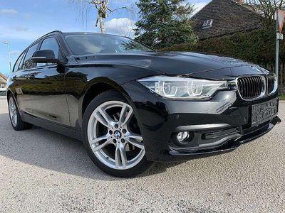 gebraucht BMW 320 3er-Reihe d xDrive Touring Aut.BESTPREIS NAVI XENON Kombi / Family Van
