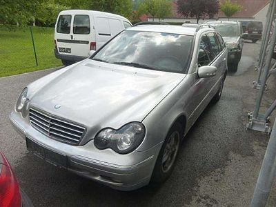 gebraucht Mercedes C200 T Classic CDI Aut.