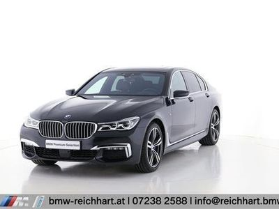 used BMW 750 7er-Reihe d xDrive Aut. Limousine,