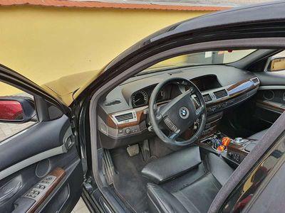 gebraucht BMW 730 7er-Reihe I Limousine