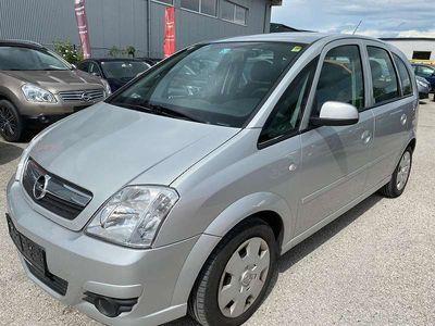 gebraucht Opel Meriva 1,3 CDTI ecoFlex Edition DPF Pickerl 4/2020 + 4 Kombi / Family Van