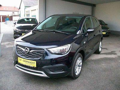 gebraucht Opel Crossland X 1,2 Turbo Direct Inj. Innovation St... SUV / Geländewagen