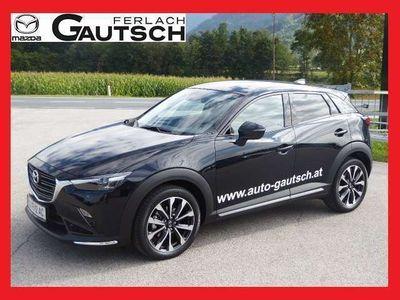 gebraucht Mazda CX-3 G121 Revolution Aut. SUV / Geländewagen