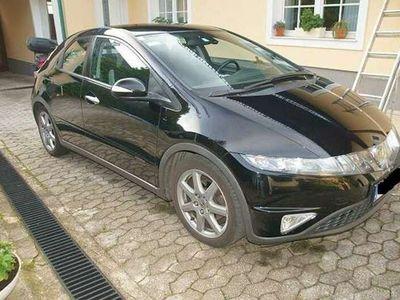gebraucht Honda Civic 2,2 i-CTDi Sport DPF