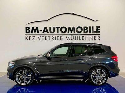 "gebraucht BMW X3 M M40i 360PS,LED,HeadUp,Panorama,Garantie,21""Alu,H&K"