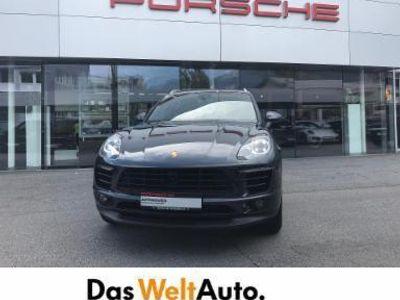 brugt Porsche Macan ab MJ18