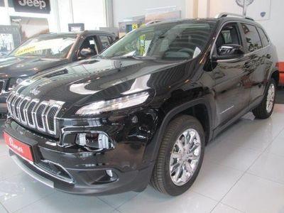 gebraucht Jeep Cherokee 2,2 MultiJet II AWD Longitude Business Sport Utility Vehicle