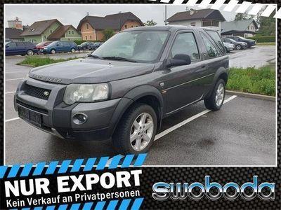 gebraucht Land Rover Freelander 2,0 TD4 *EXPORT*