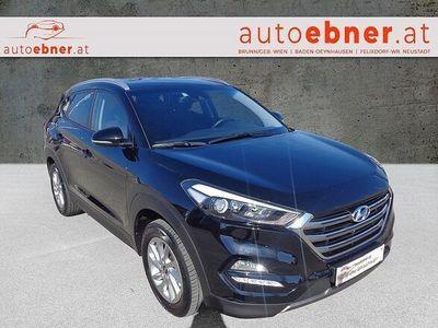 gebraucht Hyundai Tucson 2,0 CRDI 4WD Business Class