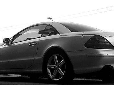 gebraucht Mercedes SL500 SL-KlasseEZ 10/2002 220.000 km Cabrio / Roadster