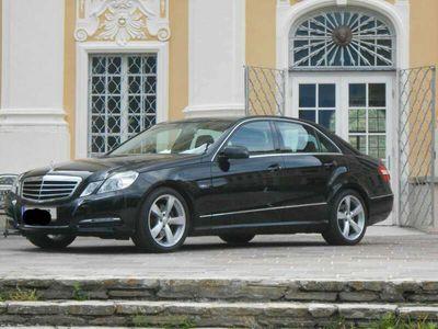 gebraucht Mercedes E350 Avantgarde A-Edition Plus BlueEfficiency CDI Aut.