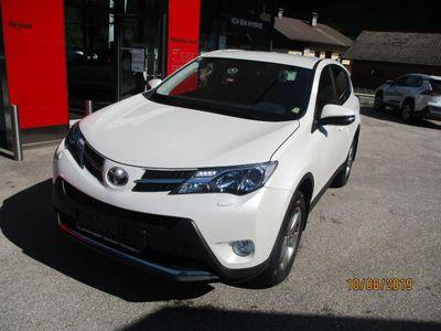 used Toyota RAV4 2,0 Valvematic Elegance 4WD Aut.