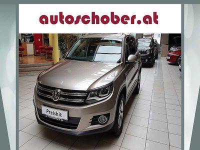 gebraucht VW Tiguan 2,0 TDI BMT 4Motion Sky DPF SUV / Geländewagen
