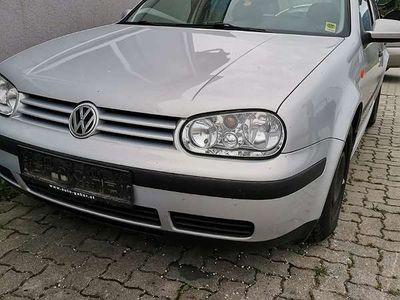 gebraucht VW Golf IV 55kW Kombi / Family Van,