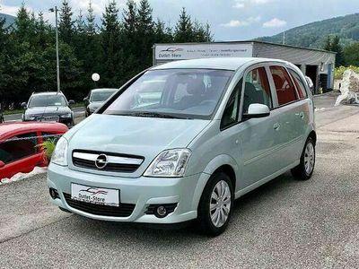 gebraucht Opel Meriva 1,3 Style CDTI ecoFLEX*Klimatronic*Top-Zustand* Kombi / Family Van