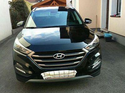 gebraucht Hyundai Tucson Tucson1,7 CRDI SUV / Geländewagen,