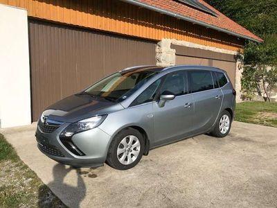 gebraucht Opel Zafira Tourer Edition Kombi / Family Van