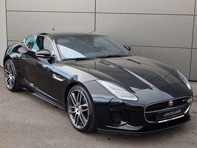 gebraucht Jaguar F-Type 2.0 i4 P300 RD Coupe