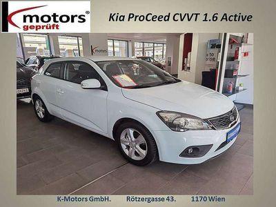 gebraucht Kia pro_cee'd cee'd1,6 CVVT Active Surf & Drive ISG Limousine