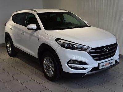 gebraucht Hyundai Tucson 1,7 CRDI Start-Stopp Go DCT