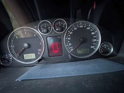 gebraucht Seat Alhambra Sport 1,9 TDI PD