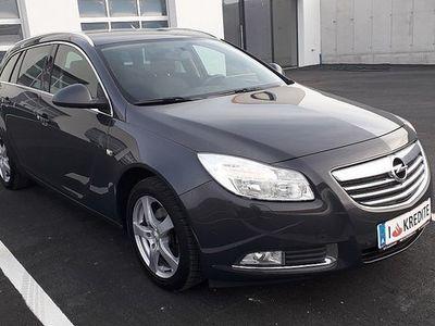 gebraucht Opel Insignia ST 2,0 Active CDTI DPF Ecotec Start/St... Kombi / Family Van,