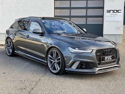 gebraucht Audi RS6 Avant performance 4,0 TFSI tiptronic Panorama/HUD