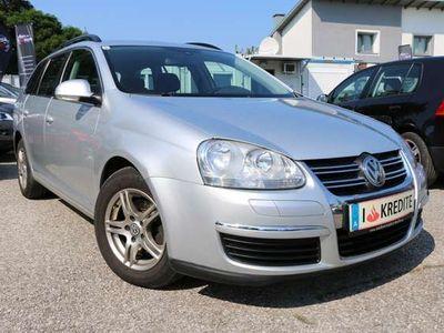 gebraucht VW Golf Variant 1,9 TDI, Vollst. Serviceheft