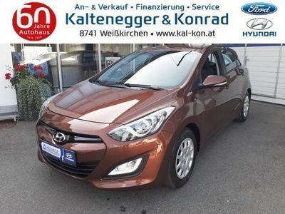 gebraucht Hyundai i30 1,4 CVVT Europe Plus