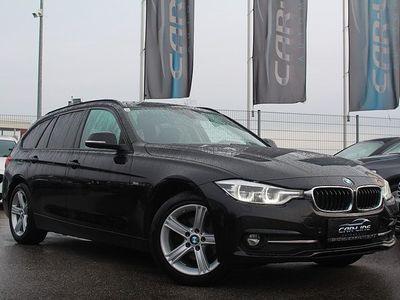brugt BMW 318 d Touring Sport Line Aut. Line