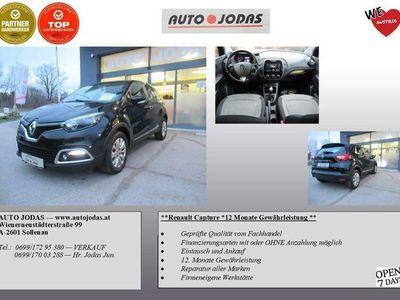 gebraucht Renault Captur Expression ENERGY dCi 90 **Tempom./Freisprech.**