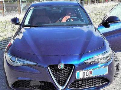 used Alfa Romeo Giulia Super 2,0 200 AT RWD