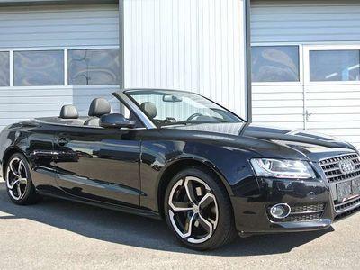 gebraucht Audi A5 Cabriolet Cabrio 2,0 TFSI * LEDER * XENON * TOPZUSTAND * / Roadster
