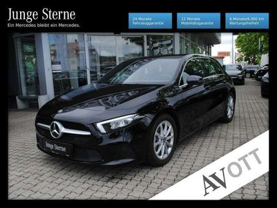 gebraucht Mercedes A160 Progressive Carbon*LED*Navi*Kamera