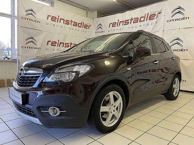gebraucht Opel Mokka 1,4 Turbo Ecotec Cosmo Aut. SUV / Geländewagen
