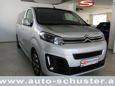 gebraucht Citroën Spacetourer BlueHDi 180 EAT 6 XL Shine Voll