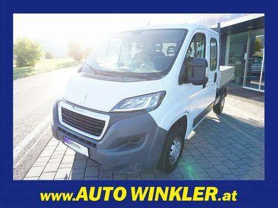 gebraucht Peugeot Boxer DK3300 L2 2,2HDi 110, 110 PS, 4 Türen, Schaltgetriebe
