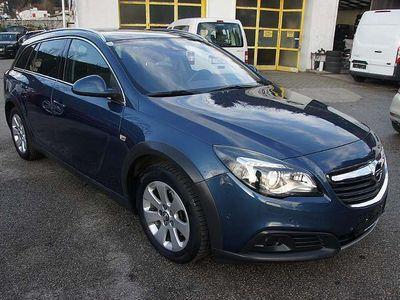 gebraucht Opel Insignia Country Tourer 2,0 CDTI Ecotec Allrad ... Kombi / Family Van