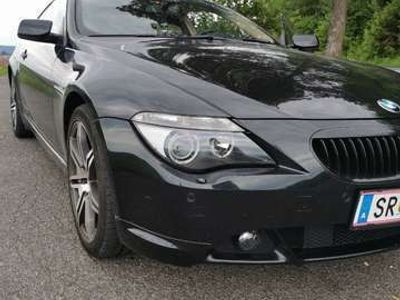 gebraucht BMW 630 6er-Reihe Coupé (E63) Aut.