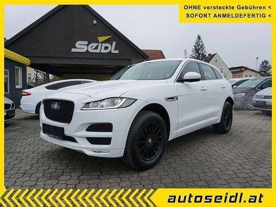 gebraucht Jaguar F-Pace 20d AWD Prestige Aut. *LEDER+NAVI+XENON*