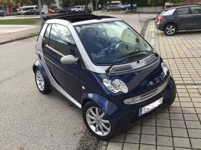 gebraucht Smart ForTwo Cabrio Cabrio / Roadster