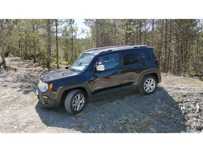 used Jeep Renegade 2,0 MultiJet II 140 Limited AWD Aut.
