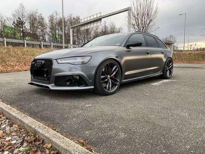 gebraucht Audi RS6 4,0 TFSI Facelift