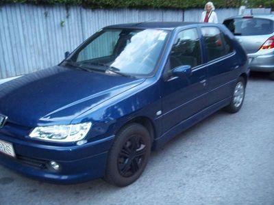 gebraucht Peugeot 306 1.6, 5T Klein-/ Kompaktwagen