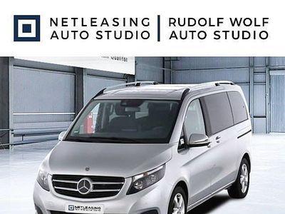 gebraucht Mercedes V220 V-Klassed Kompakt Edit Sportp+Liegep+Kam+StHzg+AHK Autom., 163 PS, 5 Türen, Automatik